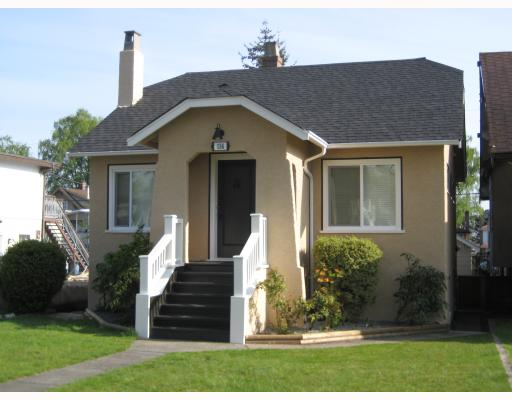 Main Photo: 136 E 45TH Avenue in Vancouver: Main House for sale (Vancouver East)  : MLS®# V707810