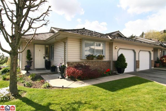 Main Photo: # 21 2023 WINFIELD DR in Abbotsford: Abbotsford East Townhouse for sale : MLS® # F1009535