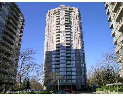 "Main Photo: 202 9603 MANCHESTER DR in Burnaby: Cariboo Condo for sale in ""STRATHMORE TOWERS"" (Burnaby North)  : MLS®# V574919"