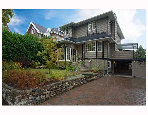 Main Photo: 6560 ANGUS Drive in Vancouver: South Granville House for sale (Vancouver West)  : MLS® # V670423