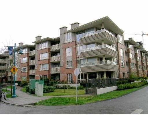 "Main Photo: 319 801 KLAHANIE Drive in Port_Moody: Port Moody Centre Condo for sale in ""KLAHANIE/INGLENOOK"" (Port Moody)  : MLS® # V683756"