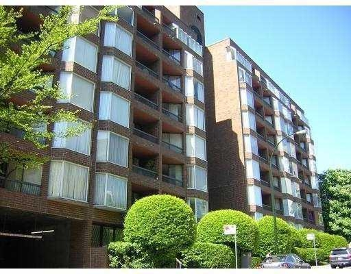 Main Photo: # 714 1333 HORNBY ST in Vancouver: Downtown VW Condo for sale ()  : MLS® # V763966