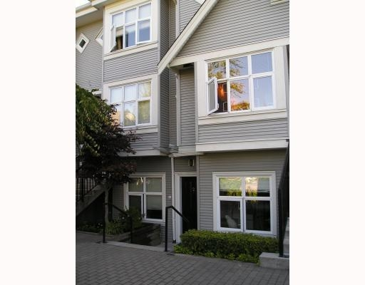 Main Photo: # 2 1203 MADISON AV in Burnaby: Condo for sale : MLS® # V800104