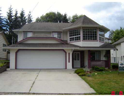 Main Photo: 33146 CHERRY AV in Mission: Mission BC House for sale : MLS® # F2617206