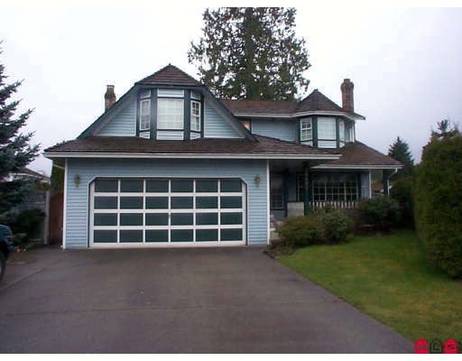 "Main Photo: 15484 95TH Avenue in Surrey: Fleetwood Tynehead House for sale in ""Berkshire"" : MLS® # F2811577"