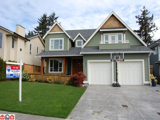 Photo 1: Photos: 16137 14TH AV in Surrey: House for sale : MLS(r) # F1011991