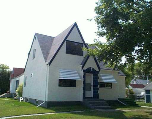 Main Photo: 595 PARR Street in Winnipeg: North End Single Family Detached for sale (North West Winnipeg)  : MLS(r) # 2611182