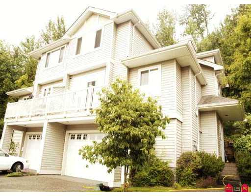 "Main Photo: 8 36099 MARSHALL Road in Abbotsford: Abbotsford East Townhouse for sale in ""The Uplands"" : MLS® # F2715478"