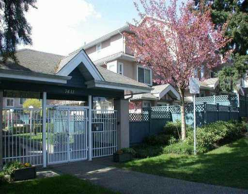 "Main Photo: 38 7433 16TH Street in Burnaby: Edmonds BE Townhouse for sale in ""VILLAGE DEL MAR"" (Burnaby East)  : MLS® # V672755"