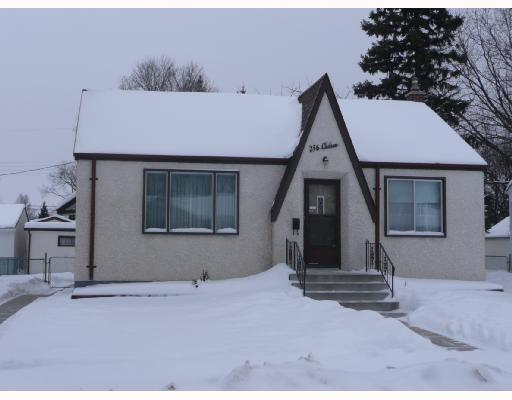 Main Photo: 256 CHELSEA Avenue in WINNIPEG: East Kildonan Residential for sale (North East Winnipeg)  : MLS(r) # 2720561