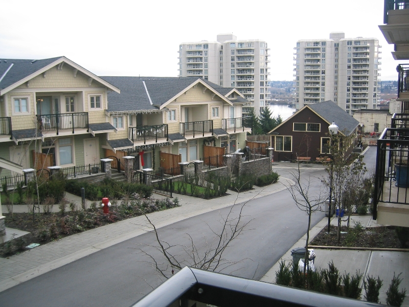 Photo 4: 57 245 FRANCIS Way in New_Westminster: Fraserview NW Townhouse for sale (New Westminster)  : MLS® # V681903