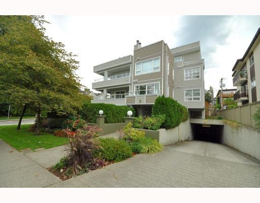 Main Photo: # 103 2110 YORK AV in Vancouver: Condo for sale : MLS(r) # V790281