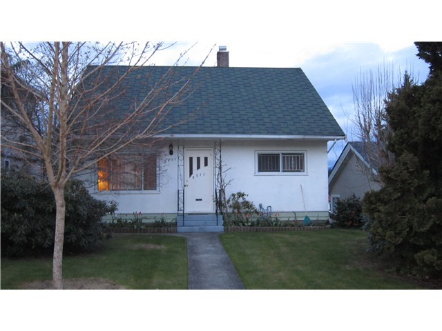 Main Photo: 2711 HORLEY ST in Vancouver: Collingwood VE House for sale (Vancouver East)  : MLS® # V885177