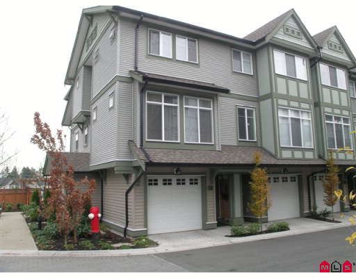 "Main Photo: 23 8726 159TH Street in Surrey: Fleetwood Tynehead Townhouse for sale in ""Fleetwood Green"" : MLS(r) # F2728522"
