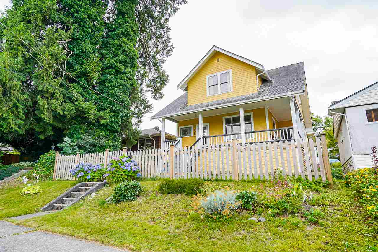 FEATURED LISTING: 612 COLBORNE Street New Westminster