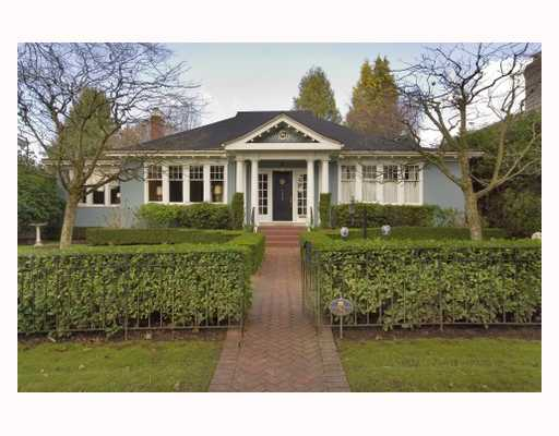 Photo 10: 1629 W 29TH Avenue in Vancouver: Shaughnessy House for sale (Vancouver West)  : MLS(r) # V696694
