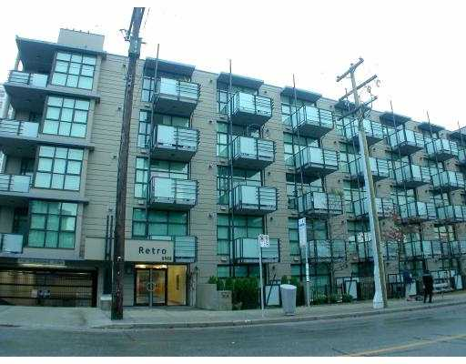 "Main Photo: 114 8988 HUDSON Street in Vancouver: Marpole Condo for sale in ""RETRO LOFTS"" (Vancouver West)  : MLS® # V796823"