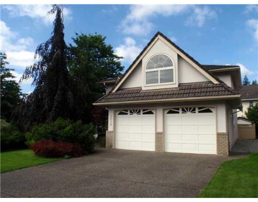 Main Photo: 1416 HOCKADAY ST in Coquitlam: House for sale : MLS® # V845885