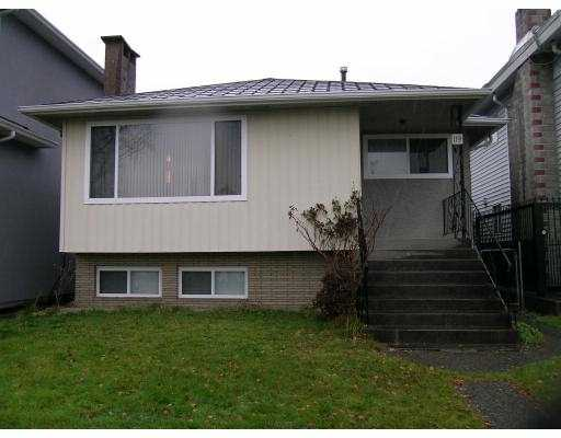 Main Photo: 119 E 46TH Avenue in Vancouver: Main House for sale (Vancouver East)  : MLS® # V681031