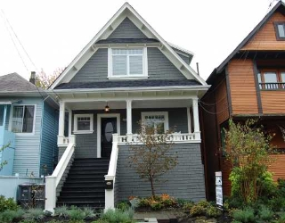 Main Photo: 2012 WILLIAM Street in Vancouver: Grandview VE House for sale (Vancouver East)  : MLS® # V795593