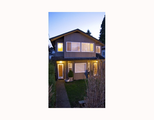 Main Photo: 930 E 14TH Avenue in Vancouver: Mount Pleasant VE House for sale (Vancouver East)  : MLS® # V811238
