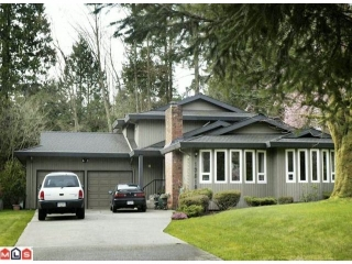 "Main Photo: 13518 19TH Avenue in Surrey: Crescent Bch Ocean Pk. House for sale in ""AMBLE GREENE"" (South Surrey White Rock)  : MLS® # F1006291"