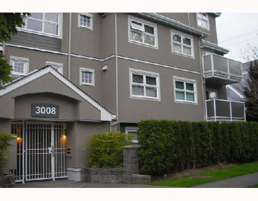 "Main Photo: 201 3008 WILLOW Street in Vancouver: Fairview VW Condo for sale in ""WILLOW PLACE"" (Vancouver West)  : MLS®# V719949"