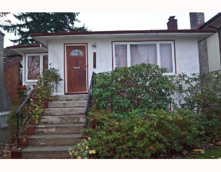 Main Photo: 3518 W 23RD Avenue in Vancouver: Dunbar House for sale (Vancouver West)  : MLS®# V743299