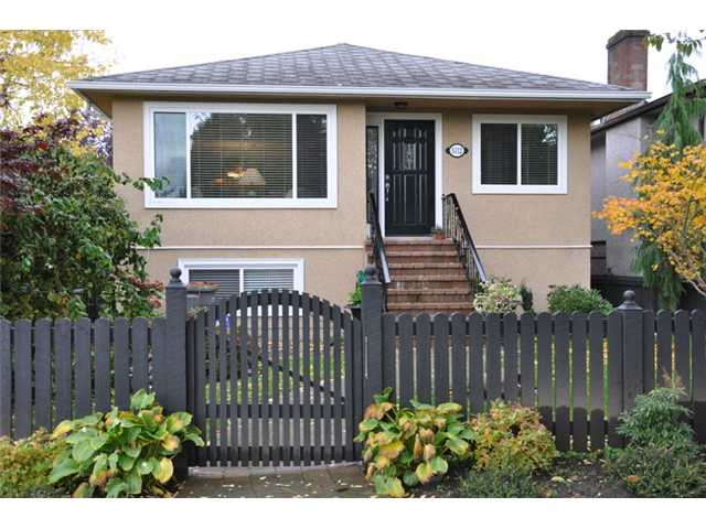 Main Photo: 5112 PRINCE EDWARD Street in Vancouver: Fraser VE House for sale (Vancouver East)  : MLS(r) # V857046