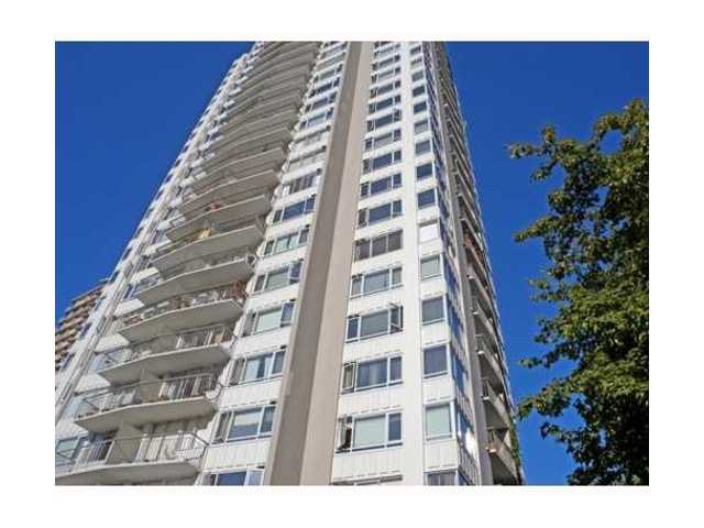 "Main Photo: 508 1850 COMOX Street in Vancouver: West End VW Condo for sale in ""The El Cid"" (Vancouver West)  : MLS® # V831084"