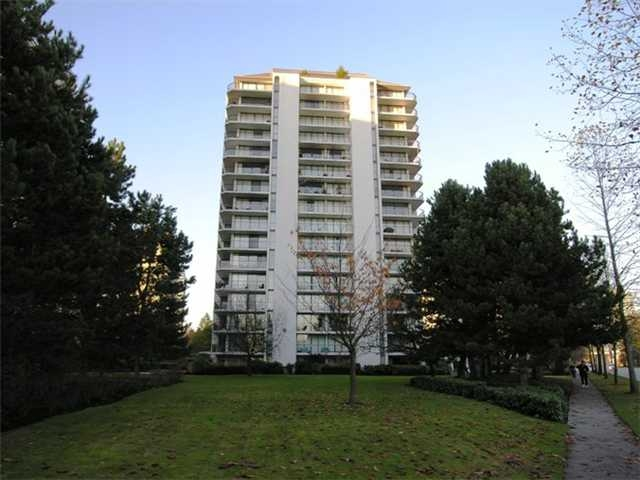 Main Photo: 1208 - 6455 Willingdon Ave in Burnaby: Condo for sale (Burnaby South)  : MLS(r) # V847109