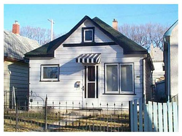 Main Photo: 525 TORONTO Street in WINNIPEG: West End / Wolseley Residential for sale (West Winnipeg)  : MLS® # 2116222