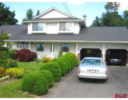 Main Photo: 48167 YALE RD in Chilliwack: East Chilliwack House for sale : MLS®# H2602684