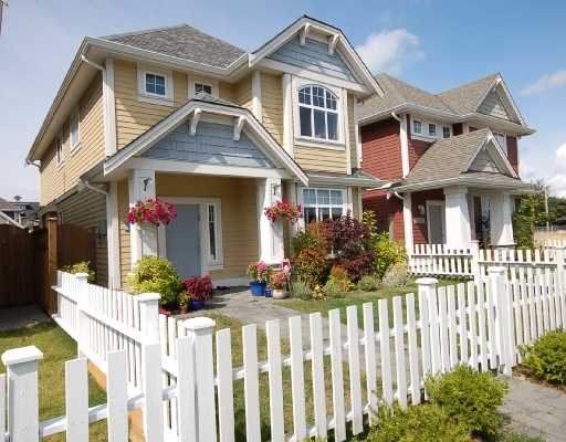 Main Photo: 12273 EWEN Avenue in Richmond: Steveston South House for sale : MLS® # V730788