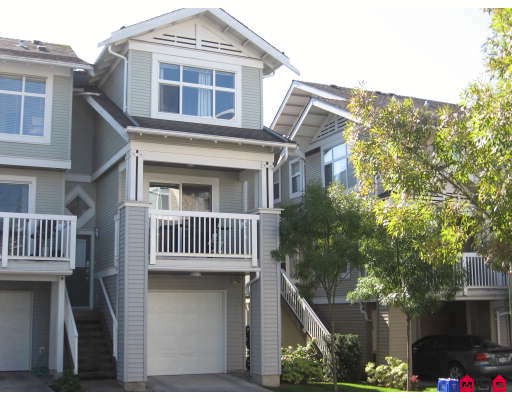 "Main Photo: 61 7179 201ST Street in Langley: Willoughby Heights Townhouse for sale in ""Denim"" : MLS®# F2828203"