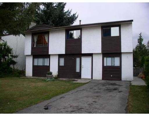 Main Photo: 1549 BRIDGEMAN AV in Port Coquiltam: Glenwood PQ House for sale (Port Coquitlam)  : MLS® # V552687