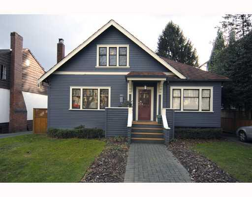 Main Photo: 660 W 13TH Avenue in Vancouver: Fairview VW House for sale (Vancouver West)  : MLS® # V761116