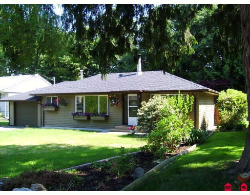Main Photo: 10976 MCADAM Road in Delta: Nordel House for sale (N. Delta)  : MLS®# F2912073