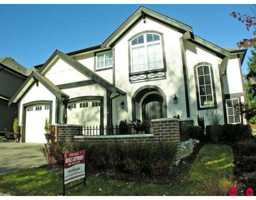 Main Photo: 4 3008 ASH Street in Abbotsford: Central Abbotsford House for sale : MLS® # F2912715