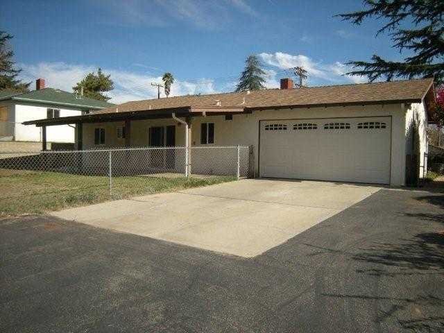 Main Photo: FALLBROOK House for sale : 2 bedrooms : 219 Potter