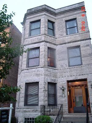 Main Photo: 3706 MAGNOLIA Avenue Unit 2 in CHICAGO: Lake View Rentals for rent ()  : MLS® # 07574614