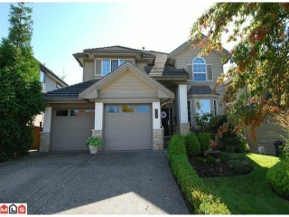 "Main Photo: 15396 34TH Avenue in Surrey: Morgan Creek House for sale in ""ROSEMARY HEIGHTS"" (South Surrey White Rock)  : MLS(r) # F1024380"