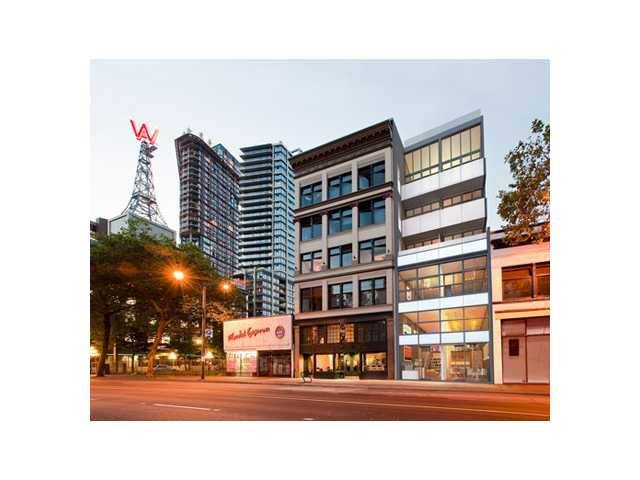 "Main Photo: 407 53 W HASTINGS Street in Vancouver: Downtown VW Condo for sale in ""PARIS ANNEX"" (Vancouver West)  : MLS(r) # V855795"