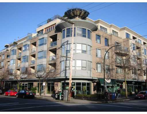 "Main Photo: 309 1688 CYPRESS Street in Vancouver: Kitsilano Condo for sale in ""YORKVILLE SOUTH"" (Vancouver West)  : MLS®# V747917"