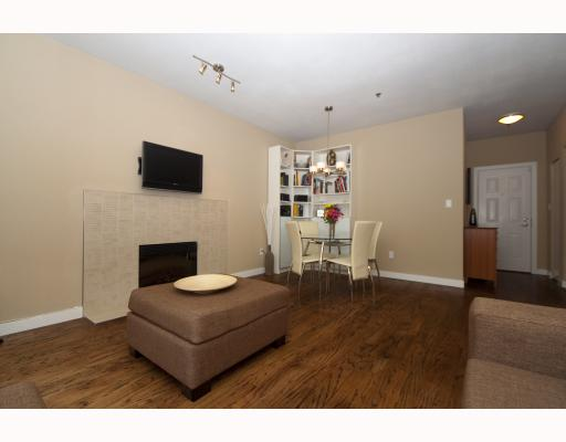 "Photo 4: 104 1265 W 11TH Avenue in Vancouver: Fairview VW Condo for sale in ""BENTLEY PLACE"" (Vancouver West)  : MLS® # V786392"