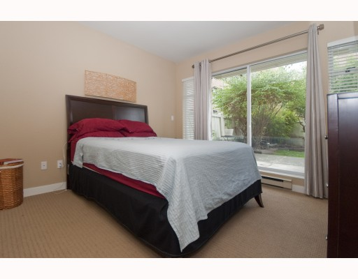 "Photo 5: 104 1265 W 11TH Avenue in Vancouver: Fairview VW Condo for sale in ""BENTLEY PLACE"" (Vancouver West)  : MLS® # V786392"