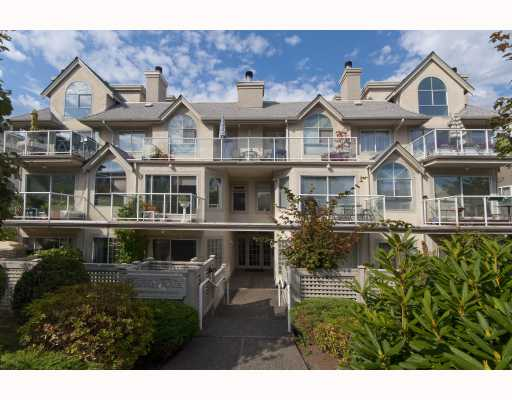 "Photo 8: 104 1265 W 11TH Avenue in Vancouver: Fairview VW Condo for sale in ""BENTLEY PLACE"" (Vancouver West)  : MLS® # V786392"