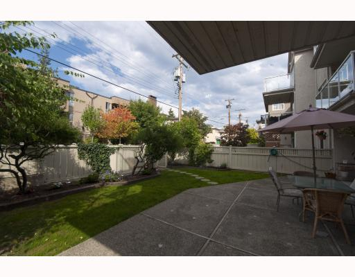 "Photo 9: 104 1265 W 11TH Avenue in Vancouver: Fairview VW Condo for sale in ""BENTLEY PLACE"" (Vancouver West)  : MLS® # V786392"