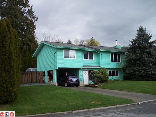 Main Photo: 35331 PURCELL Avenue in Abbotsford: Abbotsford East House for sale : MLS® # F1008390
