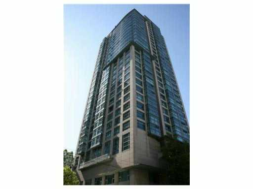 "Main Photo: 2804 438 SEYMOUR Street in Vancouver: Downtown VW Condo for sale in ""THE CONFERENCE PLAZA"" (Vancouver West)  : MLS® # V832466"
